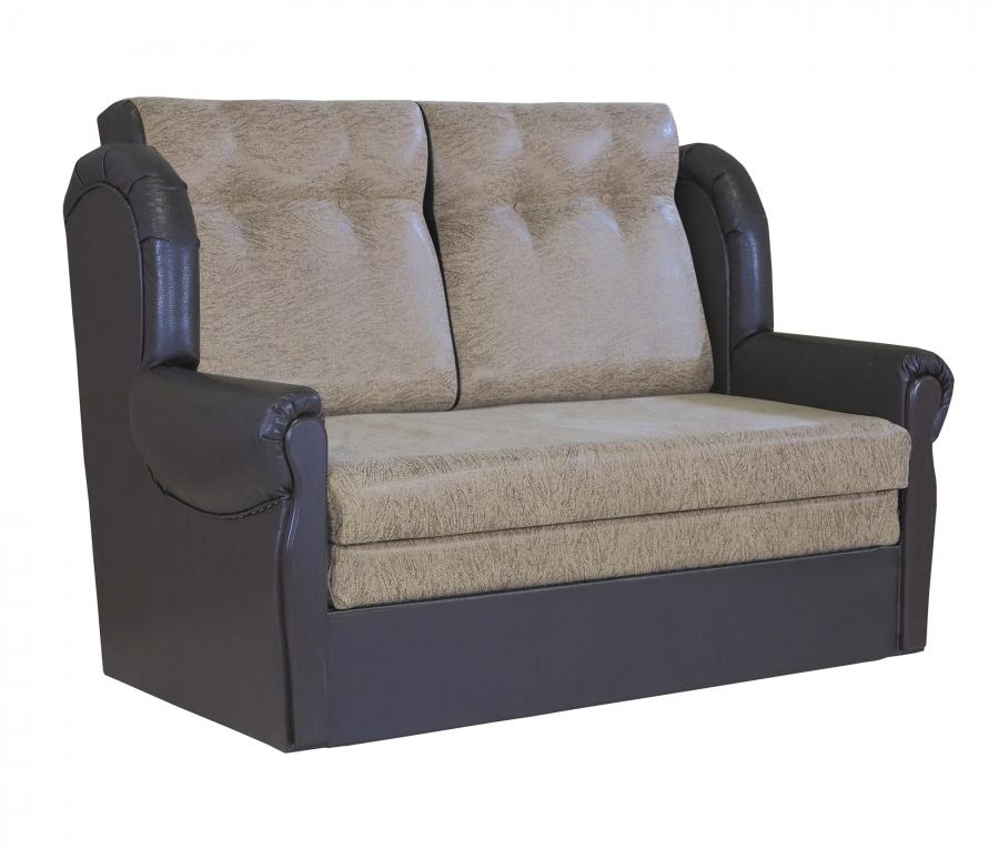 Диван-кровать «Классика 2М» Замша