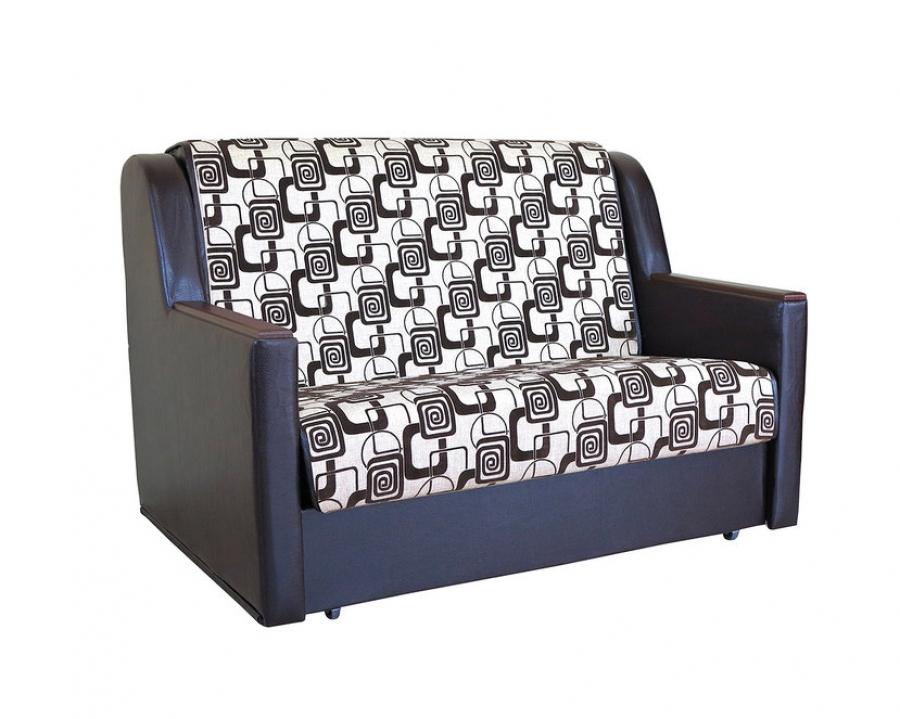 Диван-кровать «Аккорд Д» 100 беж ромб