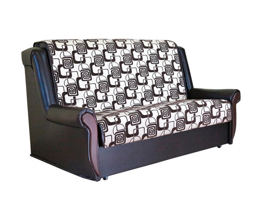 Диван-кровать «Аккорд М» 100 шенилл ромб